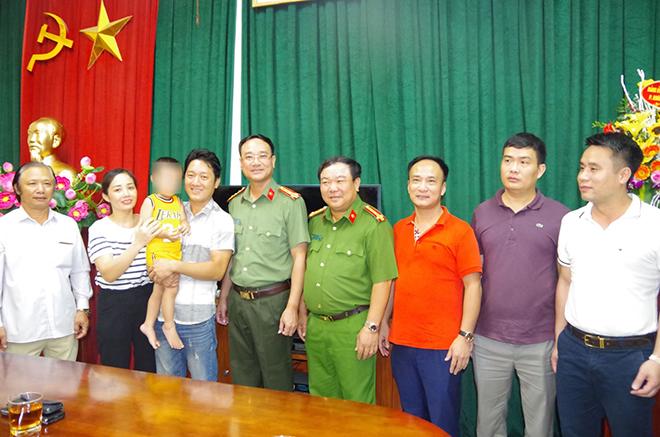 24 giờ truy tìm nghi phạm và giải cứu bé trai bị bắt cóc ở Bắc Ninh - 1