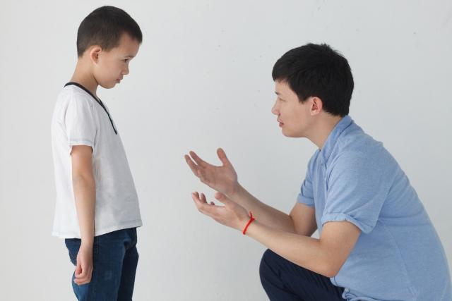 7 điều các ông bố có thể làm tổn thương con mình nhưng lại không nhận ra - 1