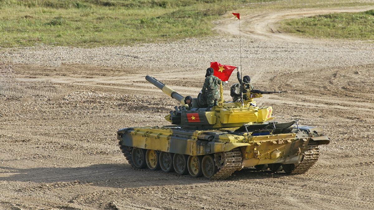 """Báo Nga viết về chiến thắng đầu tiên của đội tăng Việt Nam: Mạnh mẽ và """"đáng ghen tị"""" - 1"""