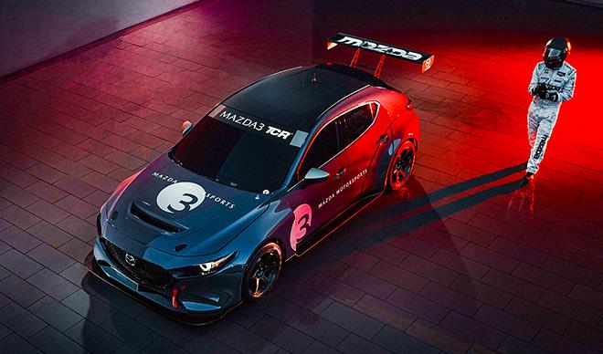 Dự án xe đua của Mazda bị hoãn vô thời hạn vì dịch Covid-19 - 1