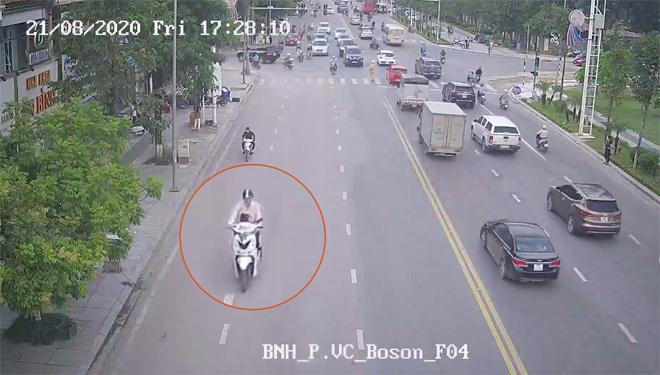 Vụ bé trai bị bắt cóc ở Bắc Ninh: Lộ trình di chuyển của nghi phạm - 1