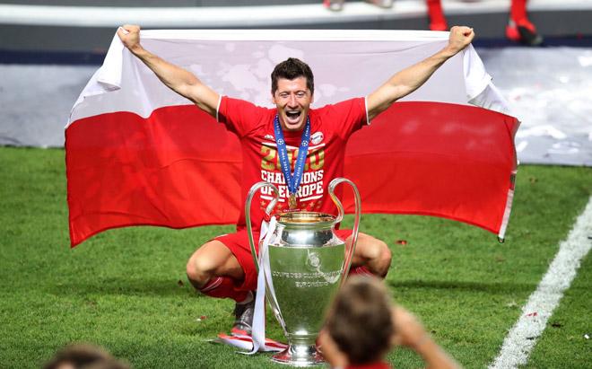 """Bayern """"ăn 3"""", riêng Lewandowski """"ăn 6"""": Fan đòi phải trao Quả Bóng Vàng - 1"""