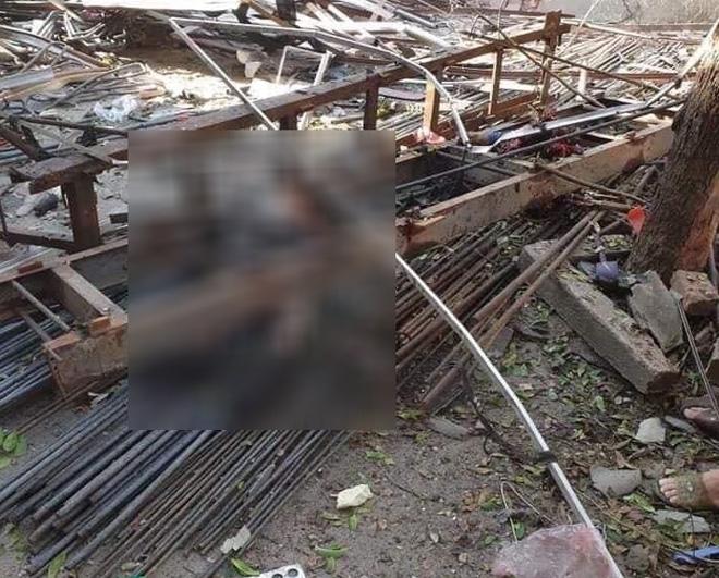 Hà Nội: Nổ lớn tại xưởng cơ khí, 2 người thương vong - 1