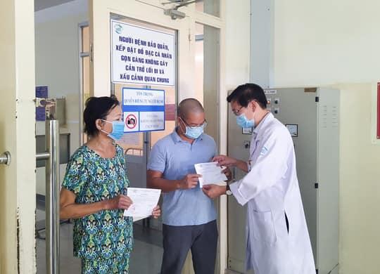 Nhật ký COVID-19 tạm khép lại: Bệnh nhân 589 đã khỏi bệnh - 1
