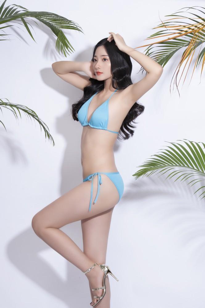 """Cựu nữ sinh Sư phạm thi hoa hậu Việt Nam để xóa nhòa danh xưng """"hot girl"""" - 1"""