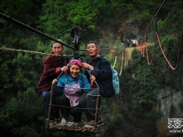 """Du lịch - 10 ngôi làng cực """"dị"""" hút khách nhất Trung Quốc"""