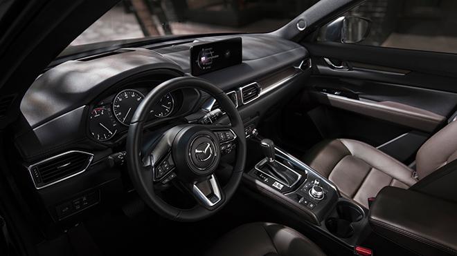 Mazda CX-5 2021 sắp trình làng với loạt nâng cấp trang bị và an toàn - 1