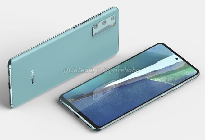 Samsung vén màn không chỉ một mà hai mẫu Galaxy S20 FE mới - 1