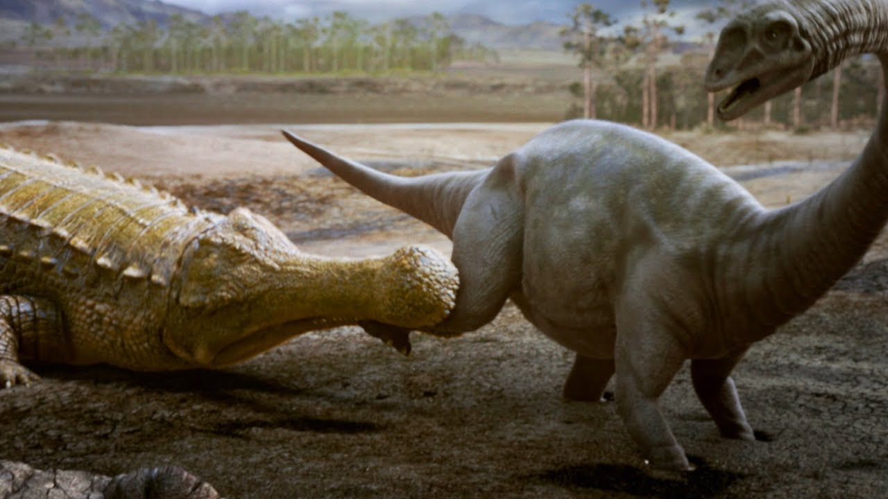 Cá sấu quái vật nặng 8 tấn, sở hữu bộ hàm thép nghiền nát khủng long - 1