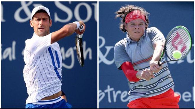 Djokovic vô địch Cincinnati Masters: San bằng 2 kỳ tích của Nadal và Federer - 1