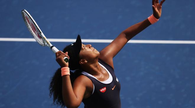 Chung kết WTA Cincinnati: Osaka bỏ cuộc, mỹ nhân Azarenka dễ dàng vô địch - 1