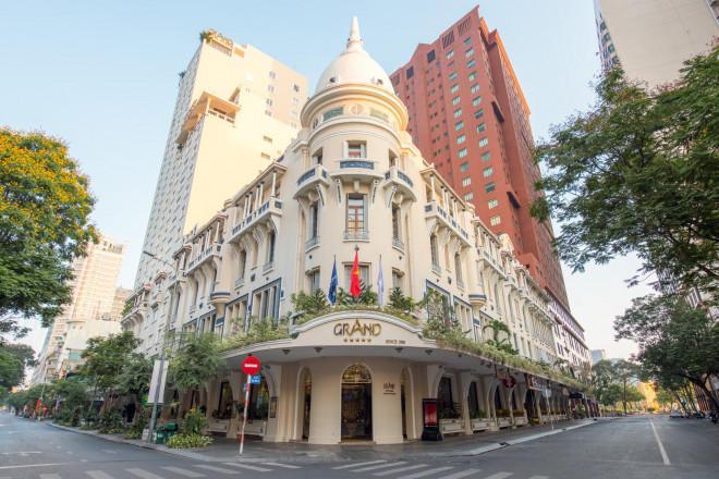 Hàng loạt khách sạn 4-5 sao ở TP HCM giảm giá 50% dịp 2-9 - 1