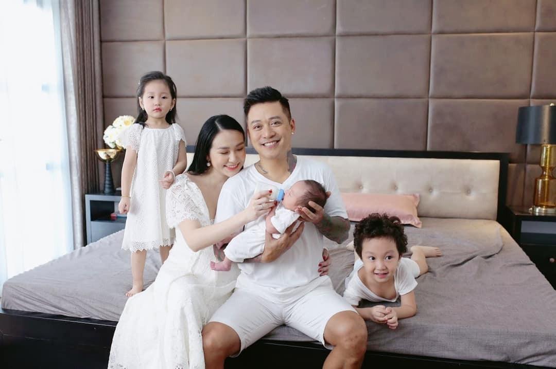 """Vợ xinh đẹp của Tuấn Hưng: Xuất thân gia đình giàu có, được chồng """"cưng như trứng"""" - 1"""