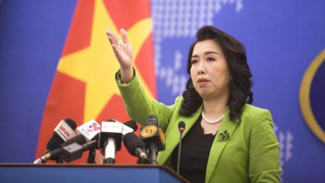 Việt Nam nhắc lại lập trường về việc bắn tên lửa của Trung Quốc ở Biển Đông - 1