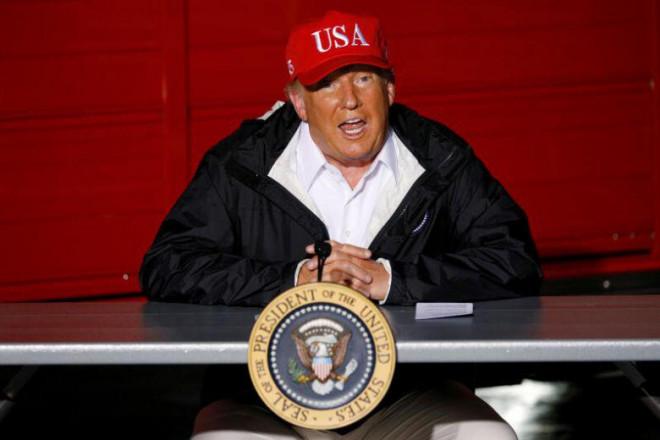 Thăm dò trước bầu cử Mỹ: Tổng thống Trump nhận tin vui buồn lẫn lộn - 1