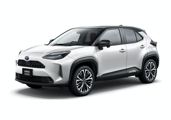 Toyota Yaris Cross ra mắt, giá từ 393 triệu VND - 1