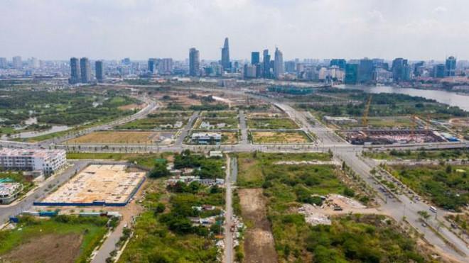 Xây dựng 4 tuyến đường ở Thủ Thiêm: Kiểm toán Nhà nước đề nghị giảm 274 tỉ đồng - 1