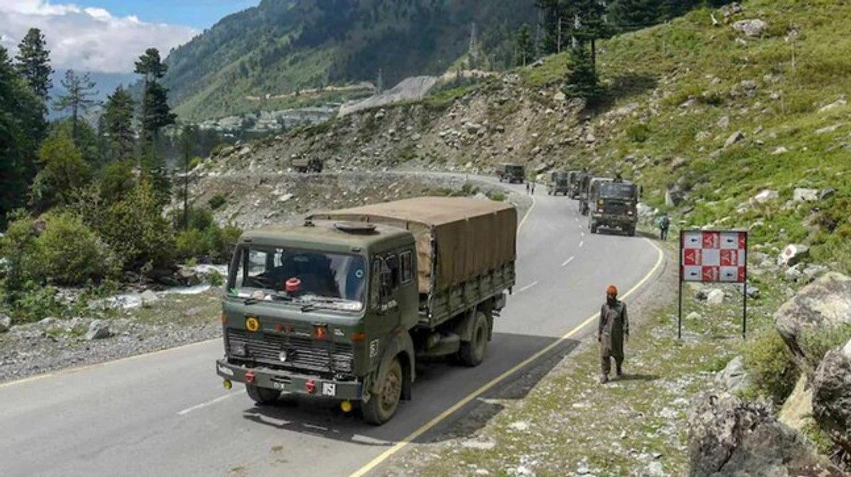 Ấn Độ: 3 ngày 3 lần quân đội TQ kéo tới chiếm tiền đồn biên giới - 1