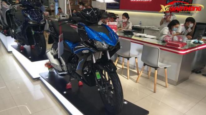 Ra mắt màu tem mới, giá Honda Winner X vẫn giảm sốc tới 16,5 triệu đồng - 1