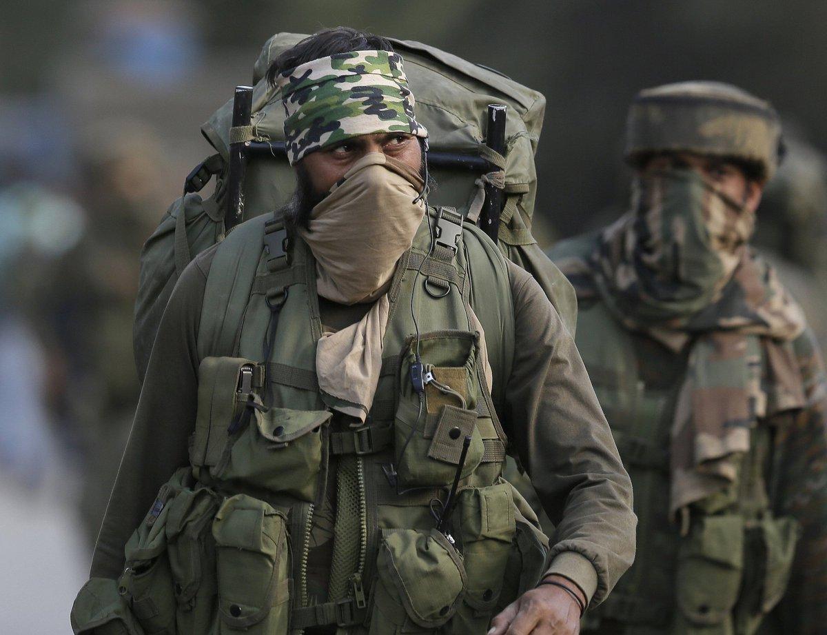 Lính Ấn Độ chết ở biên giới TQ: Bí ẩn lực lượng tị nạn Tây Tạng chuyên đánh ở điểm cao - 1