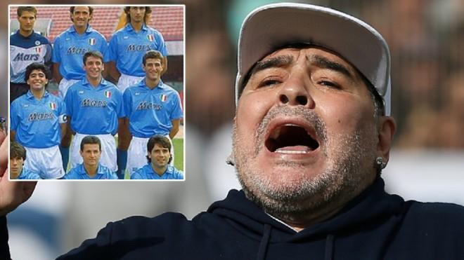 Tin HOT bóng đá tối 3/9: Napoli phải xin lỗi Maradona - 1