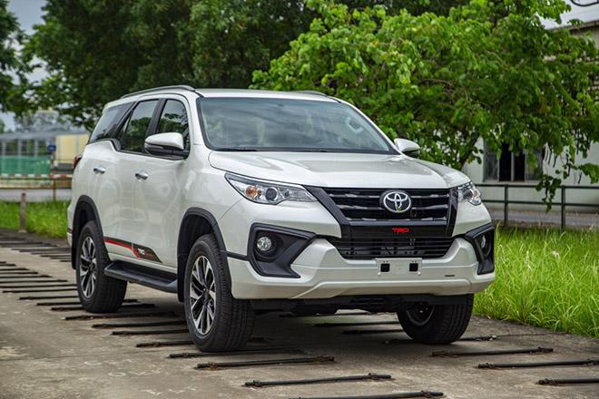 Toyota Fortuner giảm giá kịch sàn, cao nhất hơn 150 triệu VND - 1