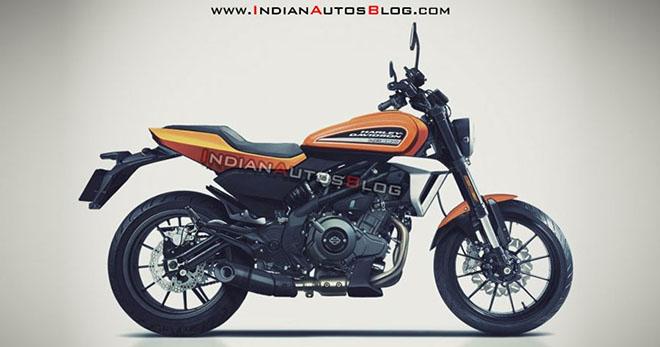 Harley-Davidson 338R: Mô tô cổ điển sắp trình làng với giá rẻ - 1