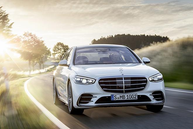 Mercedes-Benz S-Class thế hệ mới chính thức ra mắt - 1
