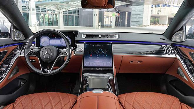 Mercedes-Benz S-Class thế hệ mới chính thức ra mắt - 14