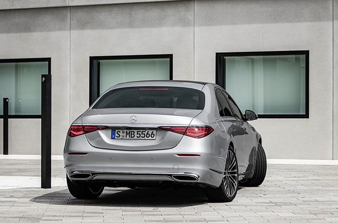 Mercedes-Benz S-Class thế hệ mới chính thức ra mắt - 7