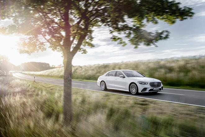 Mercedes-Benz S-Class thế hệ mới chính thức ra mắt - 9