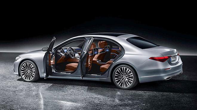 Mercedes-Benz S-Class thế hệ mới chính thức ra mắt - 10