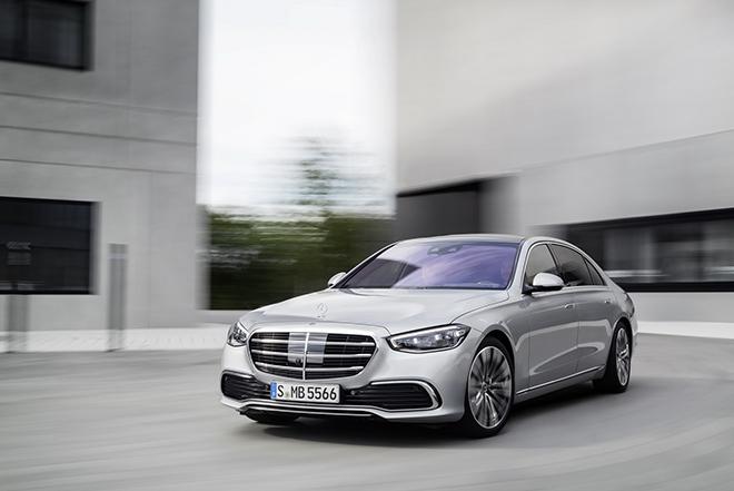 Mercedes-Benz S-Class thế hệ mới chính thức ra mắt - 11