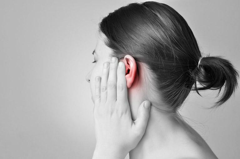 Nghe thấy tiếng ve kêu tai trái là bị gì? - 1