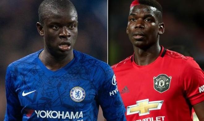 """Nóng chuyển nhượng MU: Tậu Kante đá cặp Pogba, được Chelsea """"bật đèn xanh"""" - 1"""