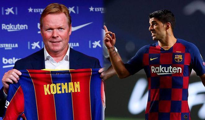 Barca giữ được Messi, sắp đón Depay thay Suarez giá rẻ bất ngờ - 1