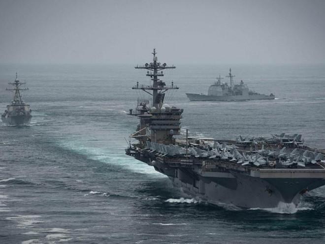 Đằng sau việc Trung Quốc tố Mỹ gây rối ở Biển Đông - 1