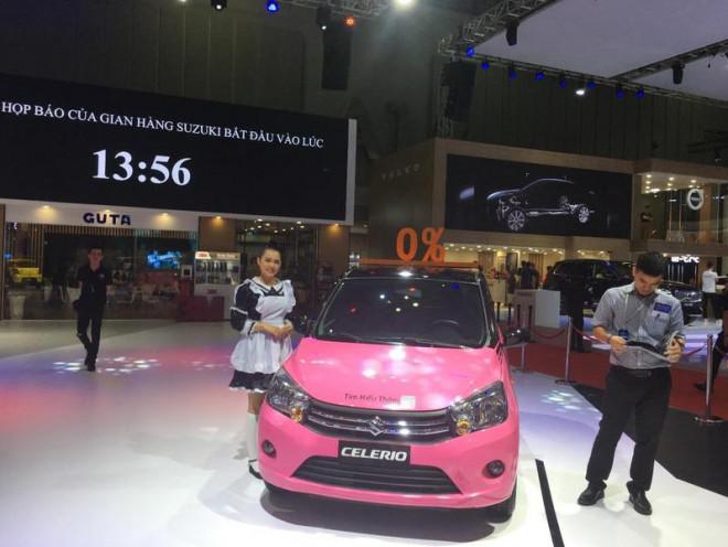 Bảng giá xe ô tô Suzuki tháng 9: Rẻ nhất chỉ 249 triệu đồng - 1