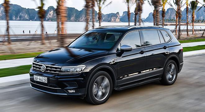Bảng giá xe Volkswagen tháng 9/2020, cập nhật mới nhất - 1