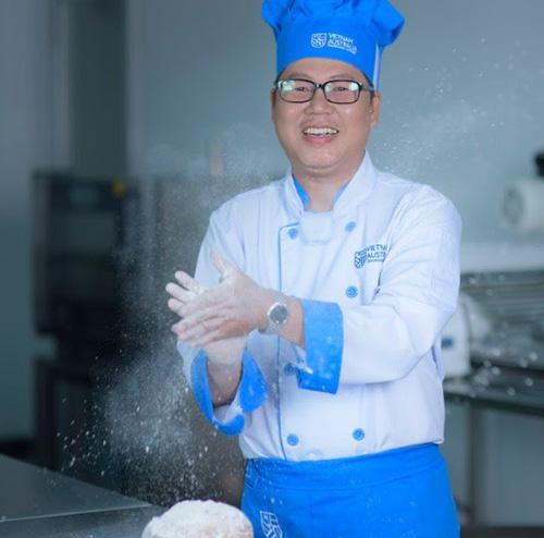 Phạm Đình Tiến: Ước mơ thế giới biết đến bánh mì Việt nhiều hơn nữa - 1