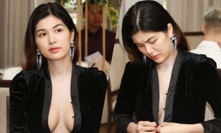 """Hoa hậu Việt được bạn trai tặng nhà 100 tỷ gây ngỡ ngàng vì cuộc sống """"chân quê"""" - 1"""