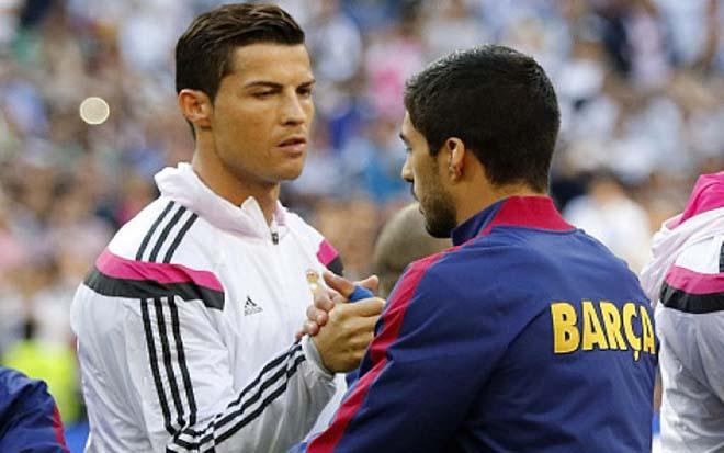 Juventus chuẩn bị đón Luis Suarez: Ronaldo có run sợ, mất vị thế độc tôn? - 1