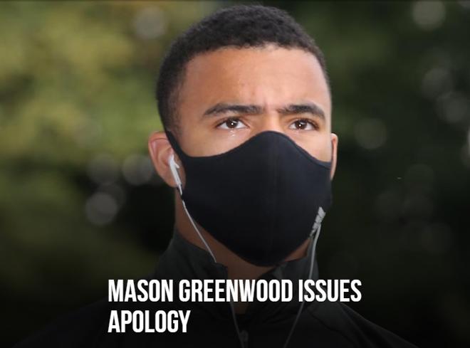 Greenwood lên tiếng sau bê bối với gái lạ: MU có ra án phạt? - 2