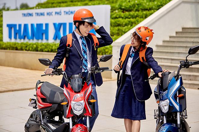Top 3 mẫu Xe máy điện được học sinh ưa chuộng nhất năm học mới - 1