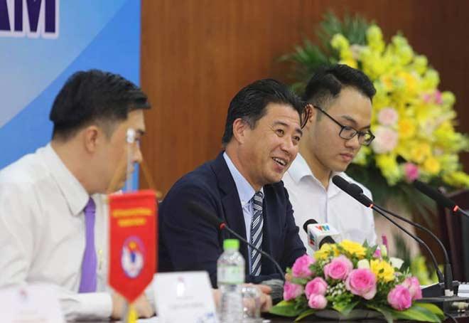 Giám đốc kỹ thuật VFF Yusuke nói đội tuyển Việt Nam 30 năm nữa thắng Nhật Bản - 2