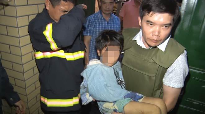 Kẻ bạo hành dã man con gái 6 tuổi ở Bắc Ninh đã sa lưới - 1