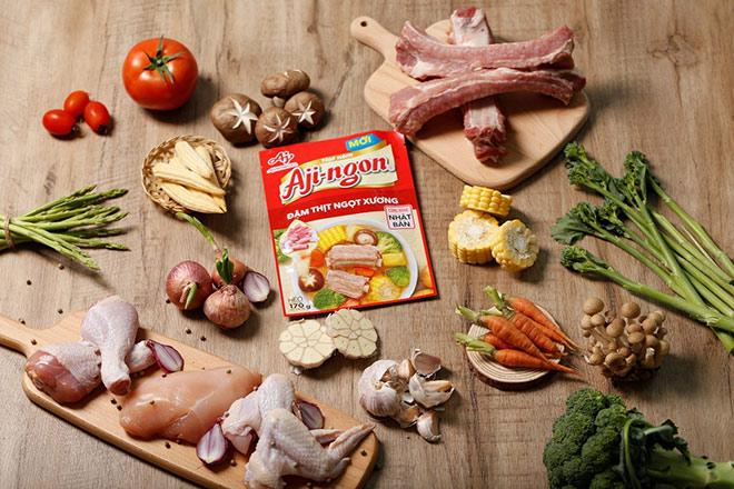 Aji-ngon® Heo đậm thịt ngọt xương – diện mạo mới, chất lượng vượt trội - 1