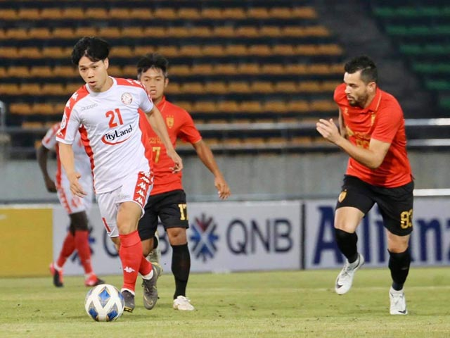 Chính thức huỷ AFC Cup, đội Công Phượng dồn sức đua vô địch V-League - 1