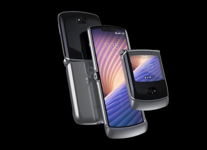 Hot: Ra mắt Motorola Razr 5G thiết kế gập sang chảnh - 1