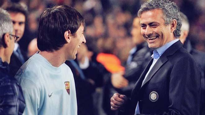 Mourinho châm chọc Pep Guardiola & Man City vụ tin đồn mua Messi - 1